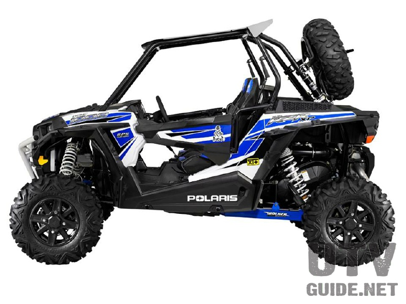 RZR XP 1000 Dakar Limited Edition