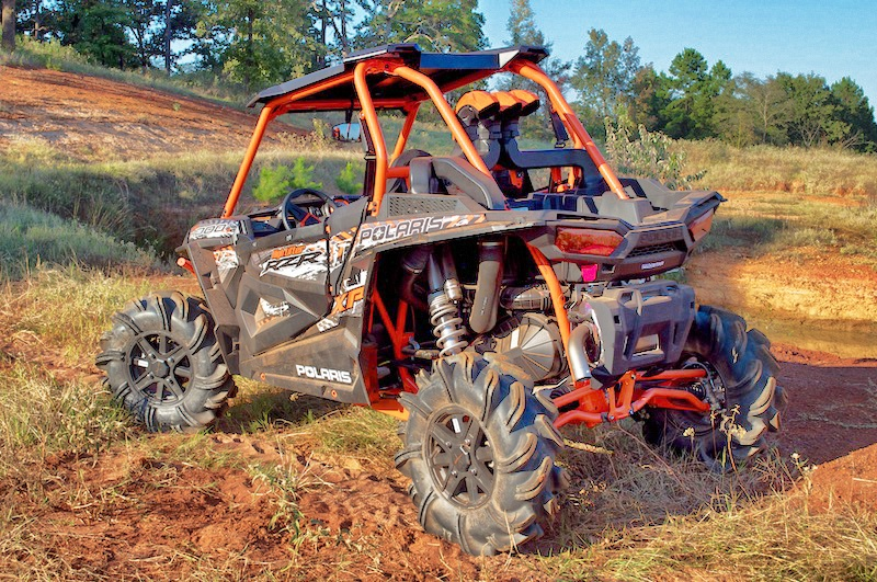 Polaris RZR XP 1000 High Lifter Mud Edition