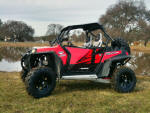 Pro Armor Doors on Polaris RZR XP