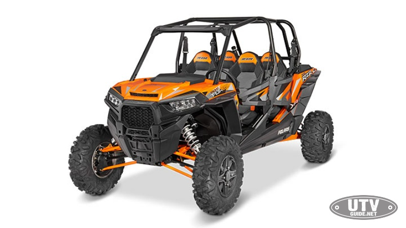 Polaris Rzr Xp 4 Turbo Eps