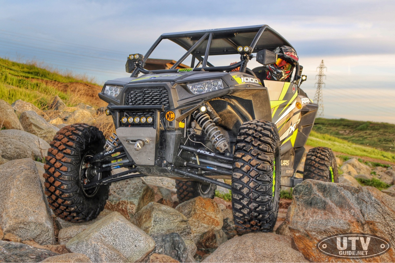 FOX Edition Polaris RZR XP 1000