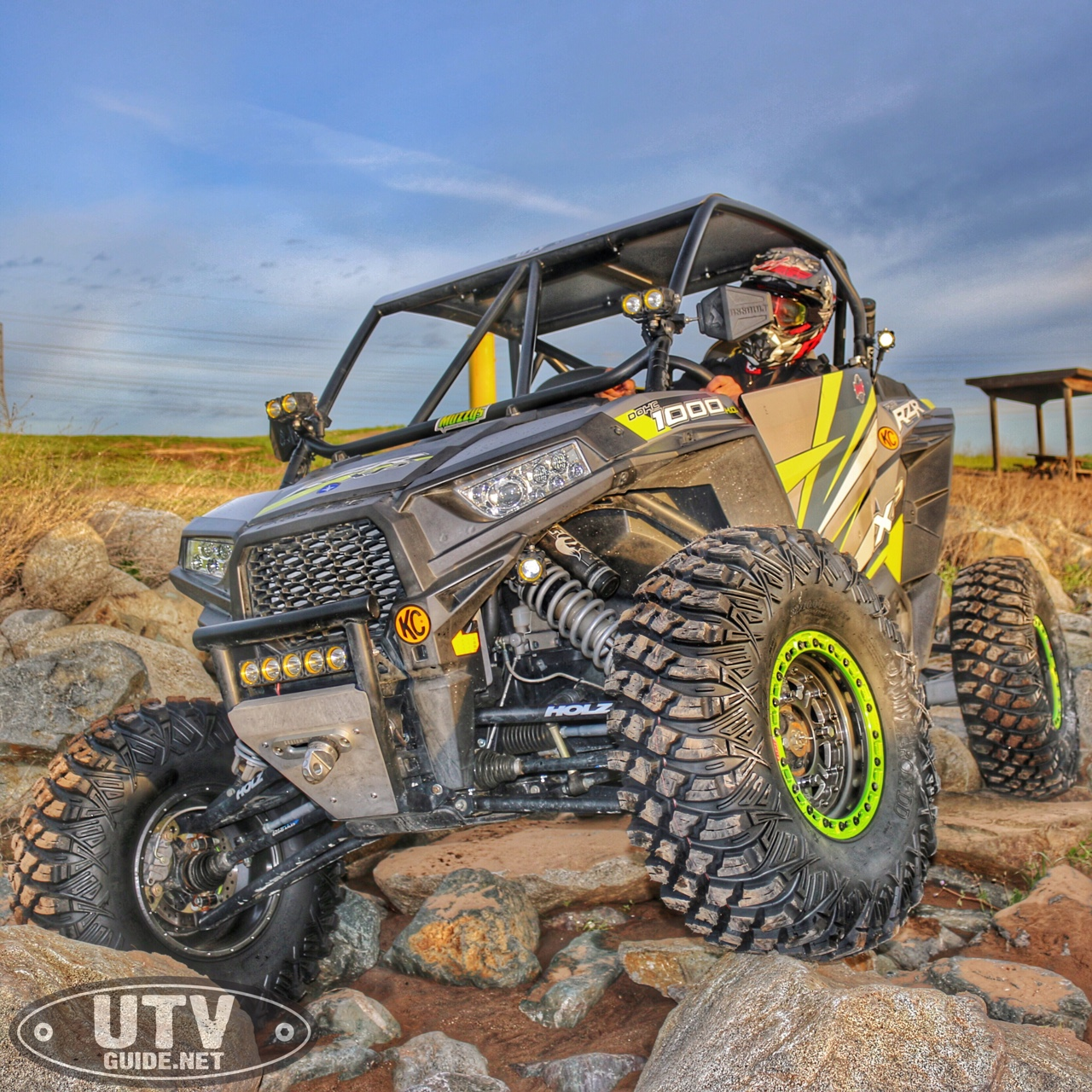 Polaris RZR XP1000 FOX Edition