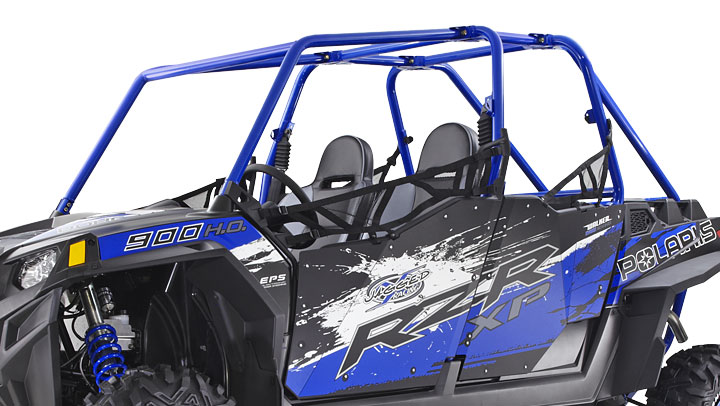 RZR XP 900 H.O. Jagged X Edition