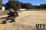 Polaris RANGER XP 900 with rough cut mower