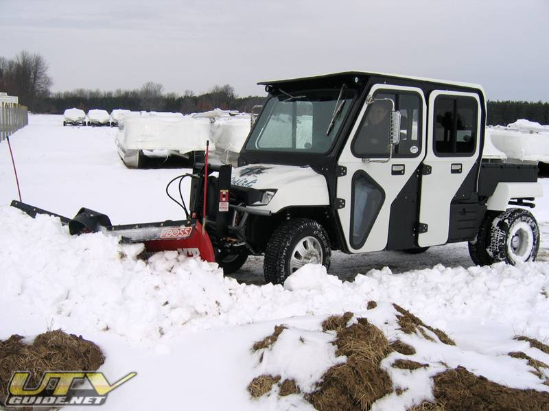 Polaris Ranger Crew Dually