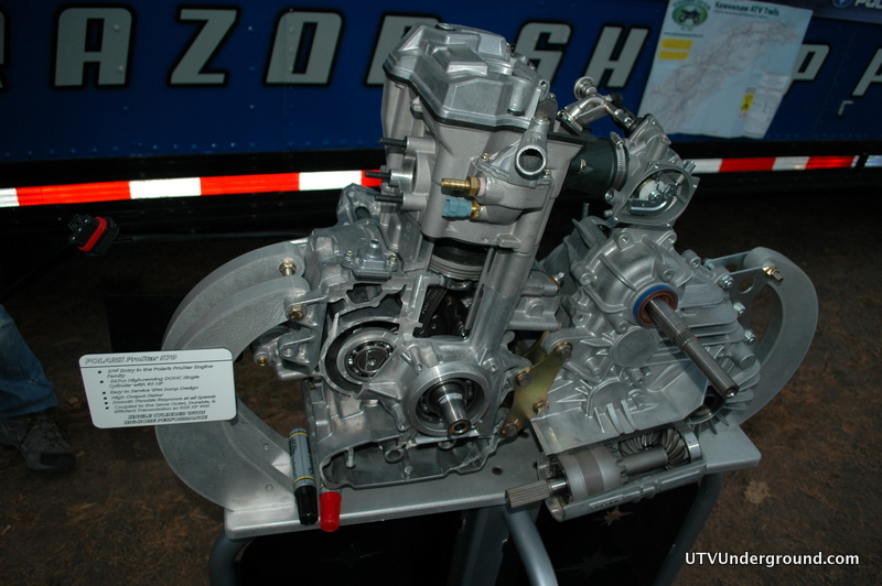 Polaris ProStar 570 Engine