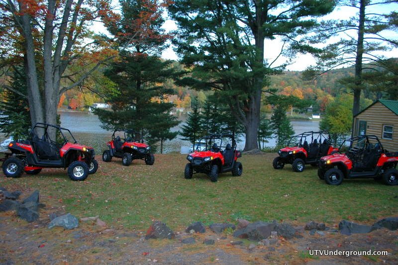 2012 Polaris RZR Model Lineup