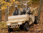 Polaris Defense MVRS800 - Military Side x Side Vehicle