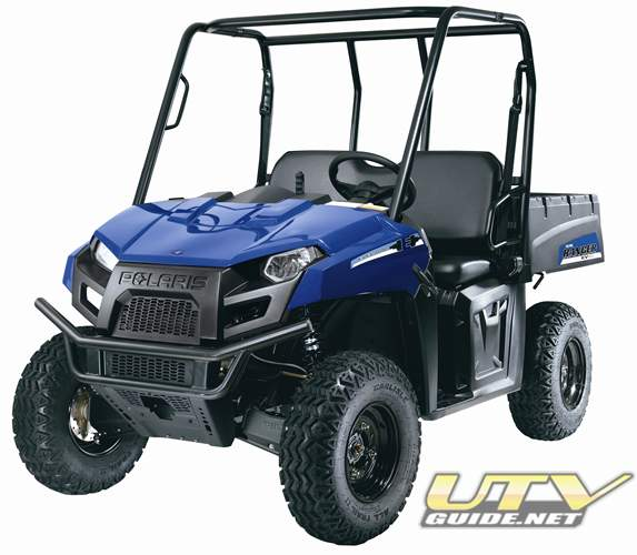 Polaris RANGER EV - Electriv Vehicle