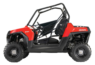 Polaris RZR 800 Review - UTV Guide