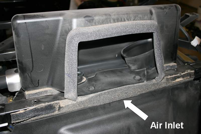 Polaris RZR 800 Airbox Cover - UTV Guide