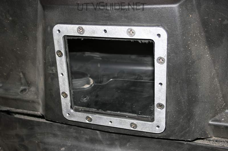 Polaris RZR - EHS Racing Universal Airbox Cover