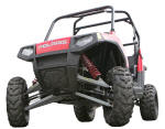Polaris RZR Long Travel Kit - Direct Concept Engineering