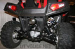 Polaris RZR Full Exhaust - Gibson Performance