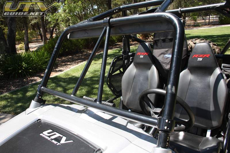 Polaris RZR Intrusion Bars