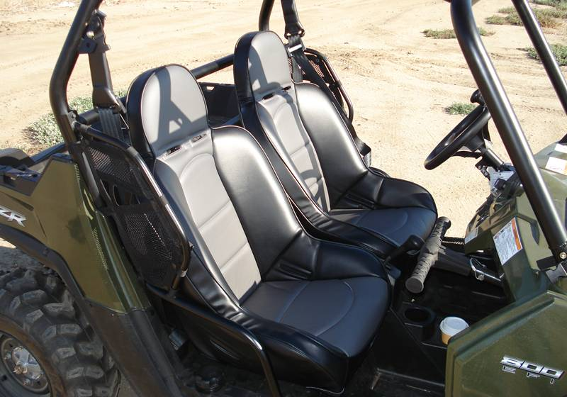 Polaris RZR Suspension Seats - UTV Guide