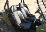 Polaris RZR Suspension Seats