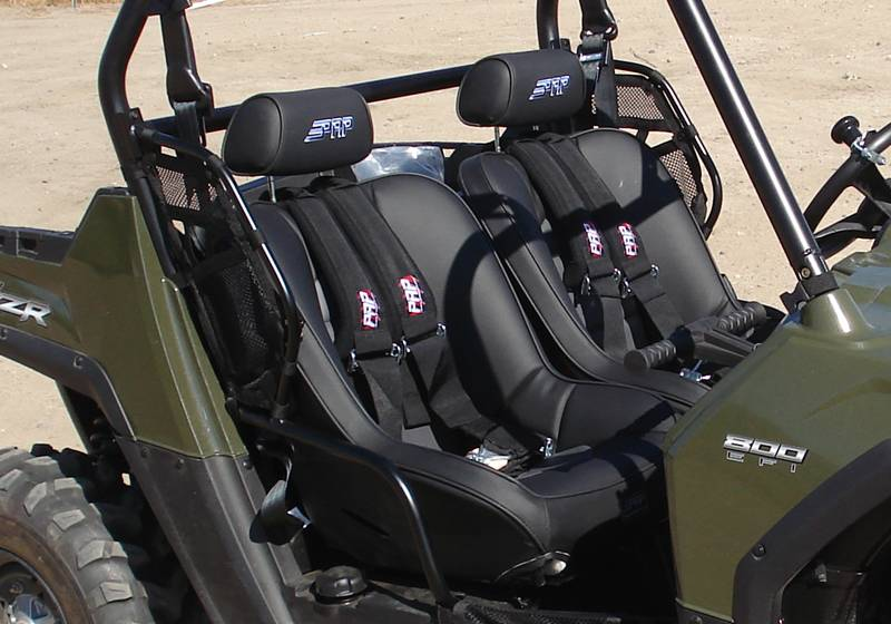 Polaris RZR Suspension Seats - UTV Guide