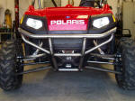 Polaris RZR Long Travel Kit - RZR Crap