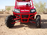 Long Travel Polaris RZR - RZRCrap.com