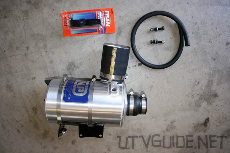 Polaris RZR 800 Air Intake - UTV Guide
