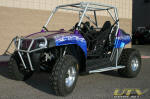 Customized Polaris RZR 170 - Jagged X