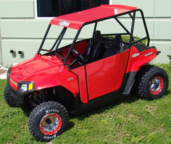 Polaris Razor 170 >> Polaris RZR 170 - UTV Guide