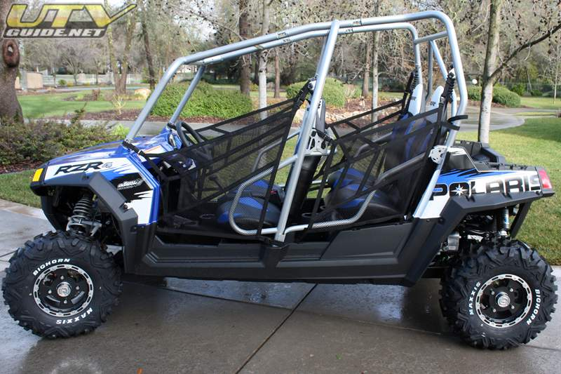 Polaris Rzr 4 Review Utv Guide