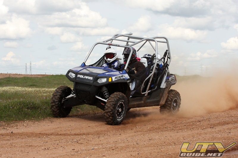 Polaris RZR 4 - Robby Gordon Edition