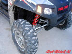 RZR Sport - Long Travel A-arms