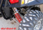 2009 Polaris RANGER RZR S - Rear Suspension