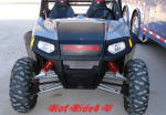 2009 Polaris RANGER RZR S - Front Suspension