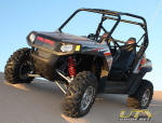 2009 Polaris RZR S Test - Imperial Sand Dunes Recreation Area