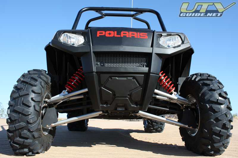 Long Travel Polaris RZR S