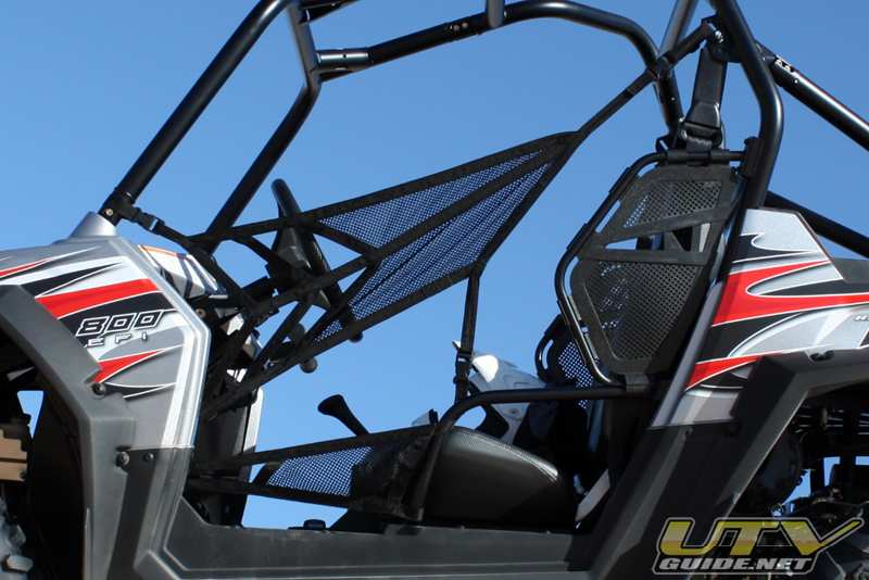 Polaris RZR - Side Nets