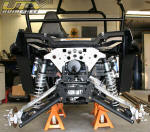 "Polaris RZR S XTR +8"" Long Travel Kit"