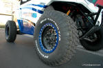 Polaris RZR XP Desert Race Car