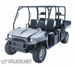 2008 Polaris Ranger LE - Turbo Silver