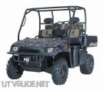 2008 Polaris Ranger LE - Mossy Oak™ Browning Edition