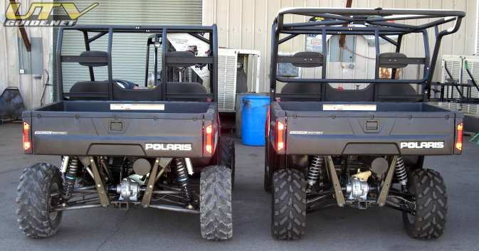 Polaris Ranger Long Travel Kit
