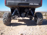 HCR Racing - Polaris Ranger Long Travel Kit