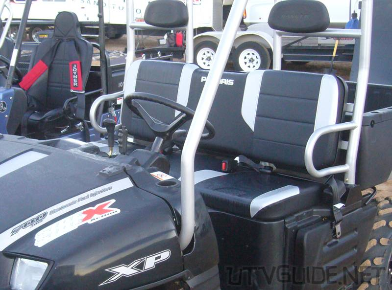 Three person front seat - Polaris Ranger