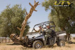 2009 Polaris RANGER HD -  BOSS® Lift & Carry System