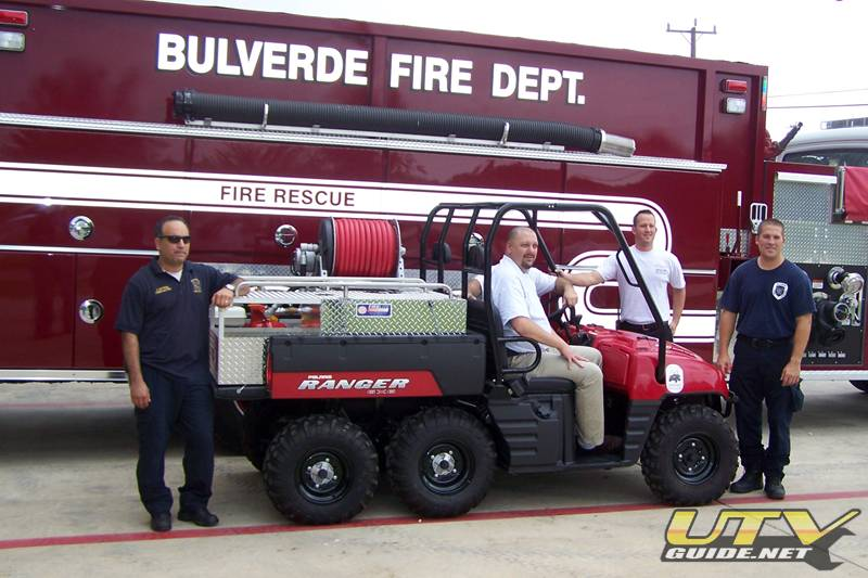Bulverde Area Volunteer Fire Department
