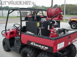 Polaris Ranger 6x6 - Central Fire Protection District