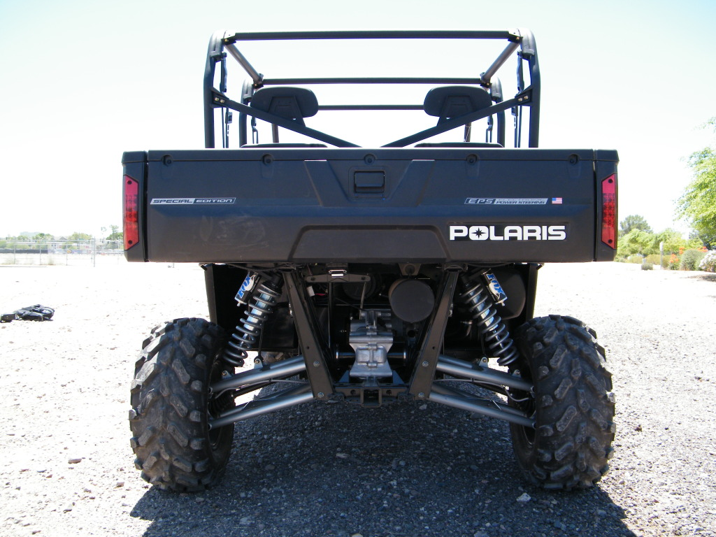 Polaris Ranger 800 Crew Utv Guide