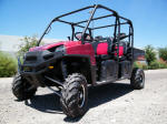 Polaris RANGER Crew Long Travel Kit