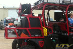 2011 Polaris Ranger Crew Diesel Equipped for fire suppression and rescue