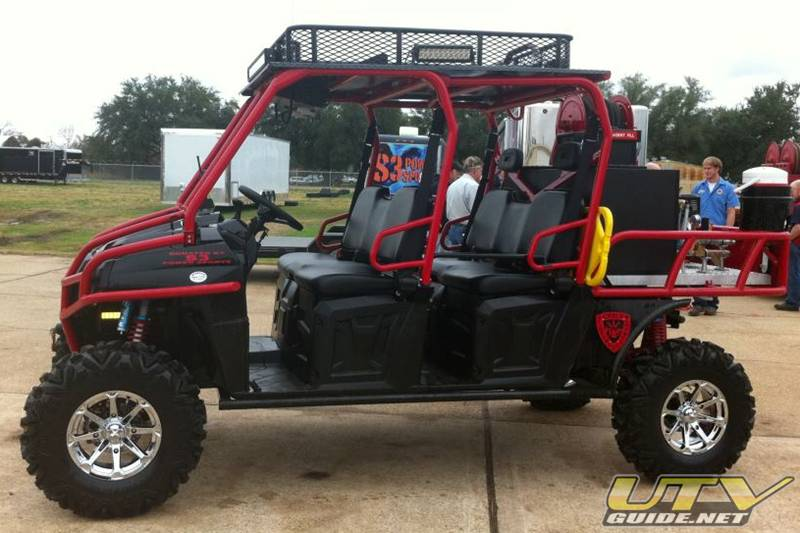 Caddo Fire District 3 - Polaris Ranger Crew Diesel