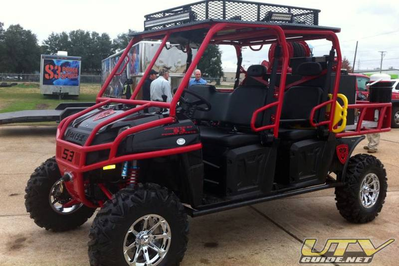 Fire Department Polaris Ranger Crew Diesel Utv Guide